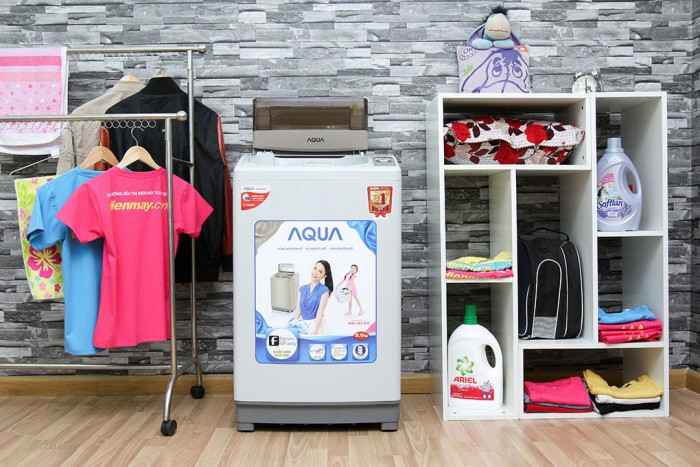 Máy giặt AQUA 8kg AQW-S80KT6