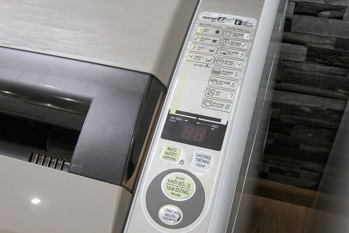 Máy giặt AQUA 8kg AQW-S80KT5
