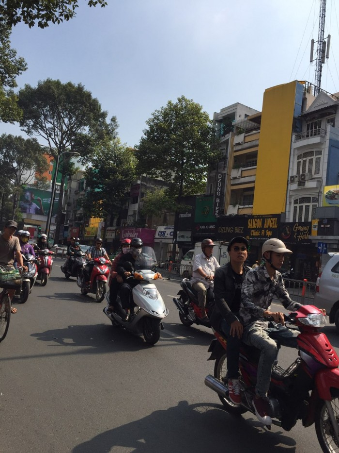 Bán nhà MT Nguyễn Trãi, Quận 5, 4x15m, 3 Lầu.