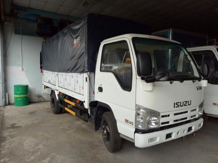 Bán xe tải Isuzu 3.49 tấn | giá xe tải isuzu | xe tải isuzu nhập khẩu | giá xe tải isuzu 2018 1