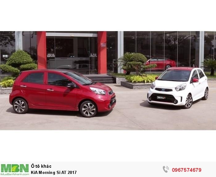 Giá xe Kia Morning Si AT 2018 tại KIA PMH