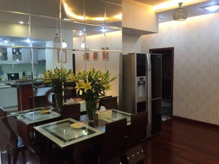 Cần cho thuê căn hộ chung cư Orient, Quận 4, DT 74 m2,  2 pn, 2 wc