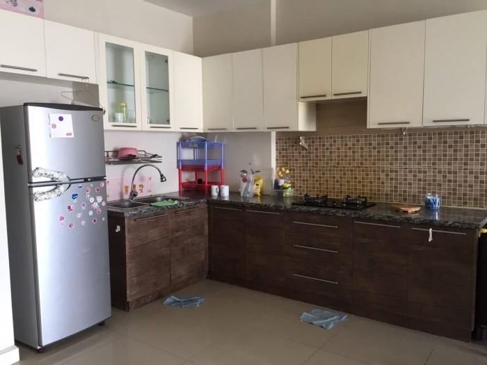 Cần cho thuê căn hộ chung cư Carrina, Quận 8, DT 105 m2,  3 pn, 2 wc