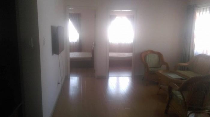 Cần cho thuê căn hộ chung cư The Mansion, Bình Chánh, DT 83 m2, 2pn, 2 wc