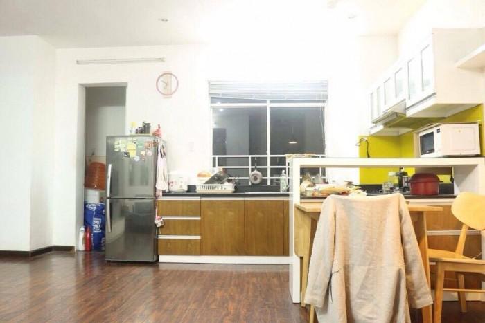 Cho thuê  CHCC Him Lam 6a (Nam sài gòn) , Khu trung sơn, Diện tích: 100 m2, 2 pn, 2 wc