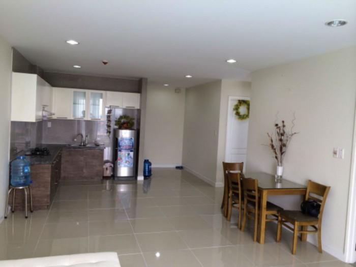 Cho thuê CHCC 8x Đầm Sen ( Hiệp Tân ), Tân Phú, Diện tích: 47 m2, 1 pn, 1 wc