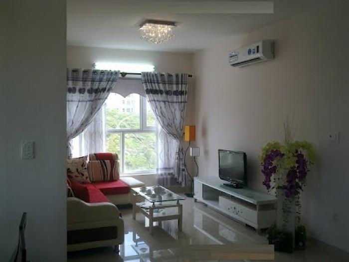 Cho thuê CHCC The Morning Star, Bình Thạnh, Diện tích: 103 m2, 3 PN, 2 wc