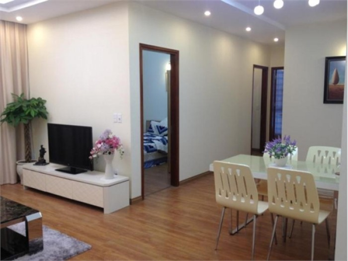 Cho thuê CHCC The Khánh Hội 2, Quận 4, Diện tích: 76 m2, 2 PN, 2 wc