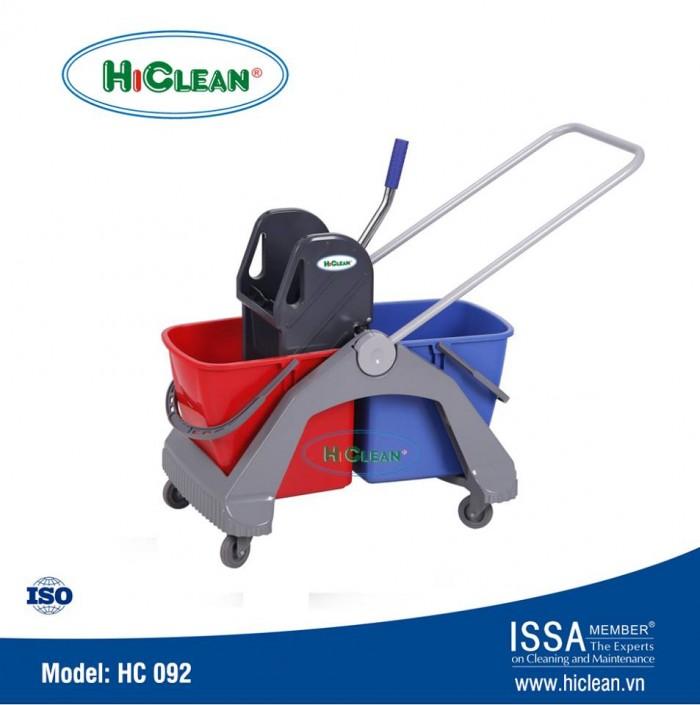 Xe đẩy vắt cây lau nhà HICLEAN HC 092