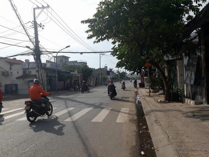 Bán đất MT đường Lê Văn Thịnh quận 2 thổ cư 100% phía sau bệnh viện mới