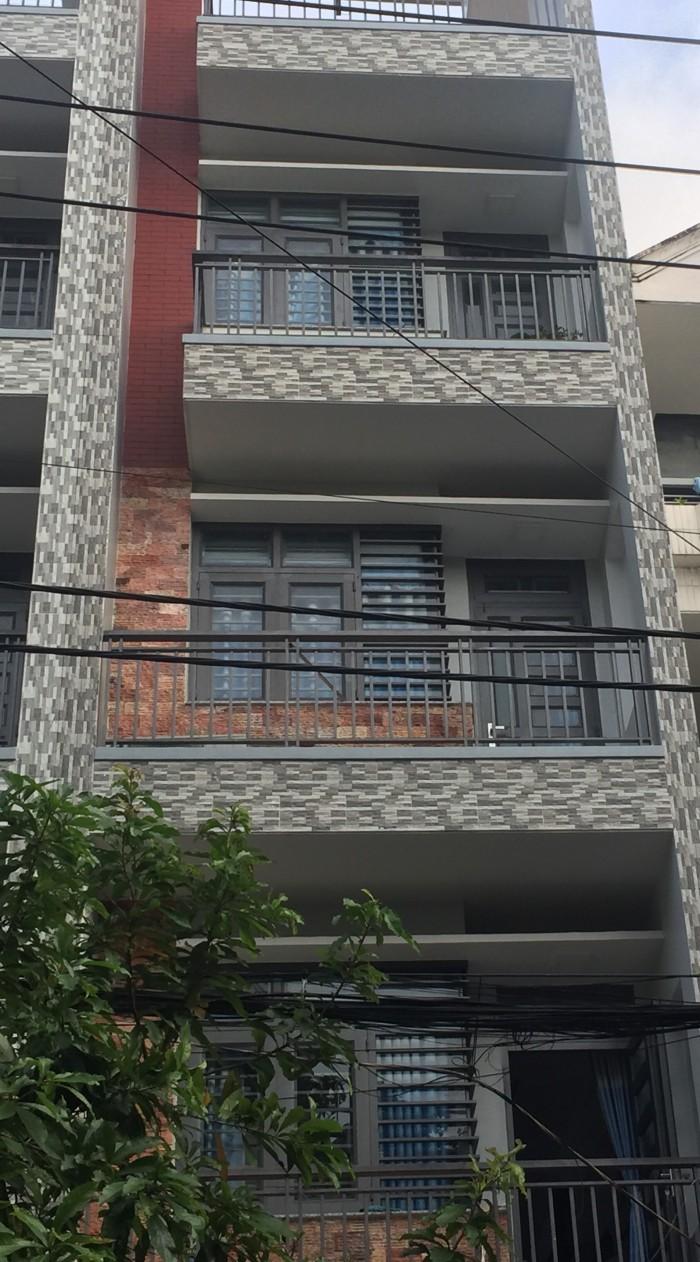 Bán gấp nhà Trường Chinh, Tân Bình, 80m, 4 tầng, hẻm ô tô.