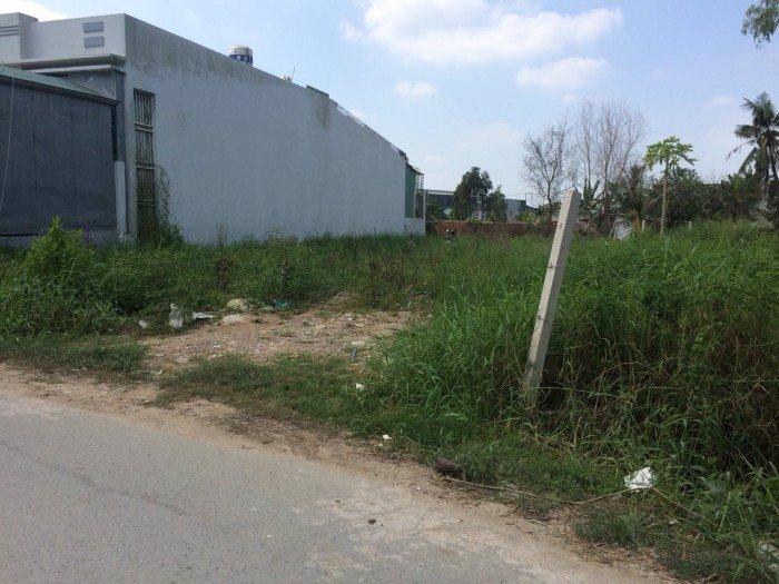Nhà chuyển chỗ ở nên thanh lý gấp lô đất tại ấp Thanh Ba, Cần Giuộc, Long An.