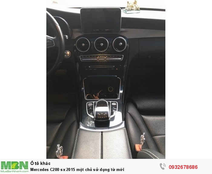 Mercedes C200 sx 2015 một chủ sử dụng từ mới 16