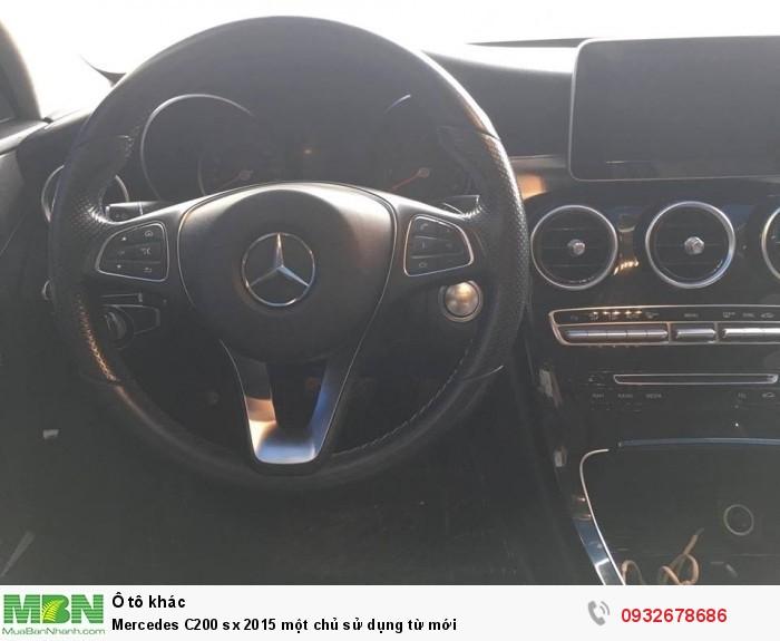 Mercedes C200 sx 2015 một chủ sử dụng từ mới 20