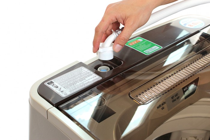 Máy giặt AQUA 8 kg AQW-F800AT1