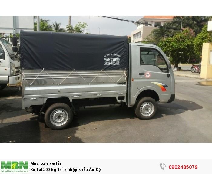 Xe Tải 500 kg TaTa nhập khẩu Ấn Độ