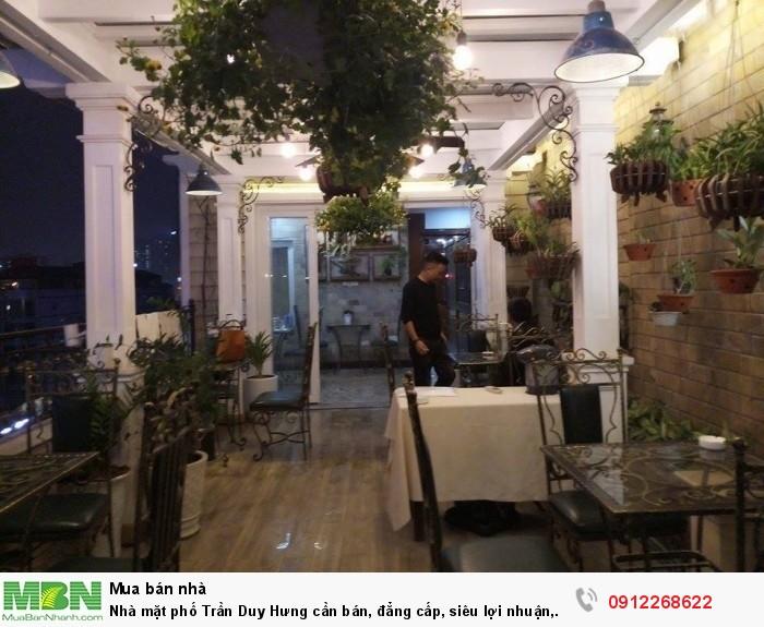 Nhà mặt phố Trần Duy Hưng cần bán, đẳng cấp, siêu lợi nhuận, 98m2, 8 tầng: 47,5 tỷ