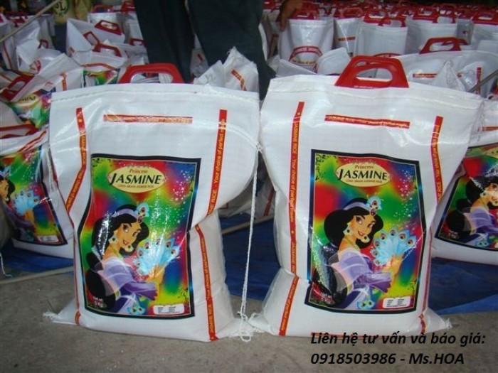 Bán bao PP dệt đựng gạo giá rẻ, bao đựng phân bón, bao đựng hoa chất, bao đựng thức ăn chăn nuôi..3