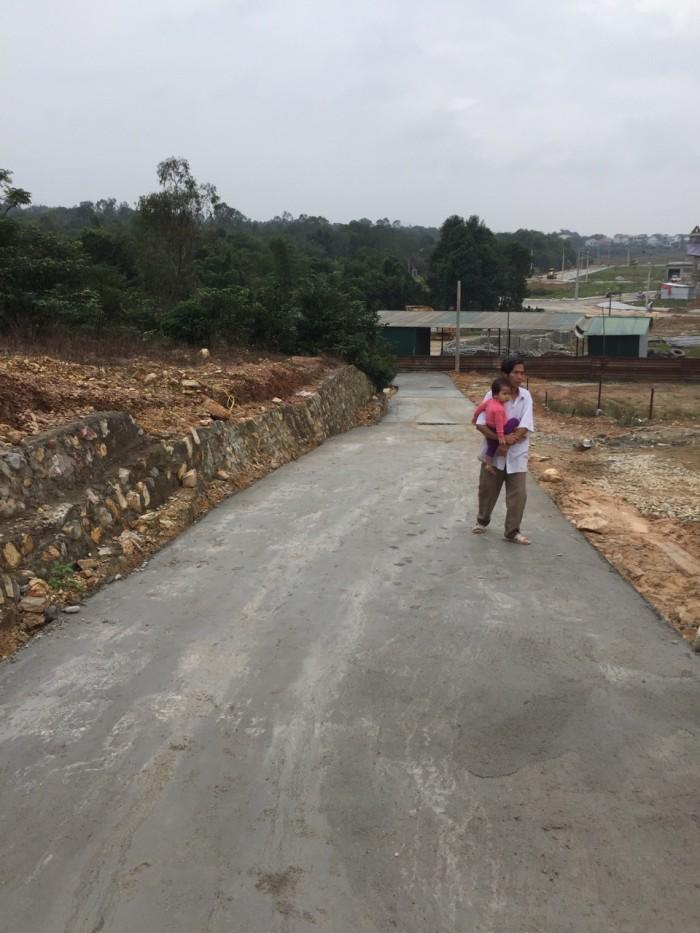 Bán đất cao ráo đường rộng ngay KQH Bàu Vá 2 chỉ 4,5tr/m2. Thủy xuân, Huế