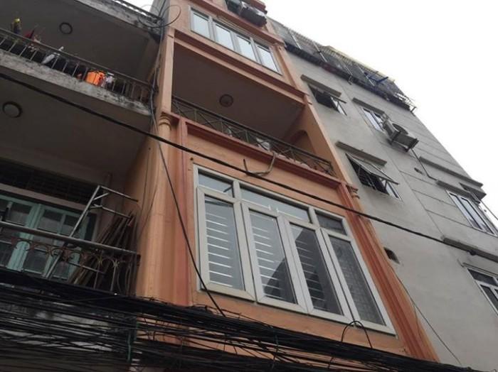 Bán nhà mặt phố Vũ Tông Phan 41m2*4 tầng