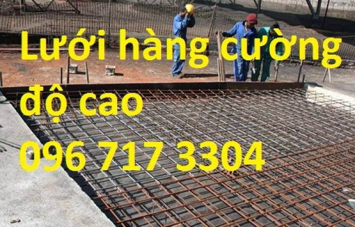 Lưới thép hàn D4(100*100)  giá rẻ nhất thị trường2
