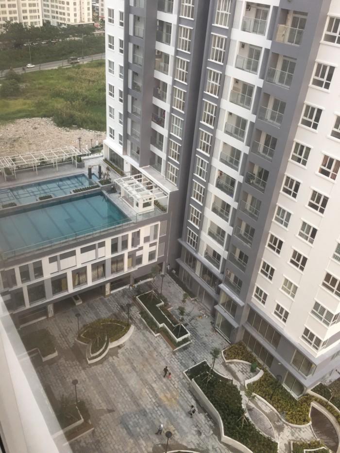 Căn hộ đẹp y hình, sát Phú Mỹ Hưng, nội thất mới 100%, 75m2, full nội thất chỉ 13.5 tr/tháng.