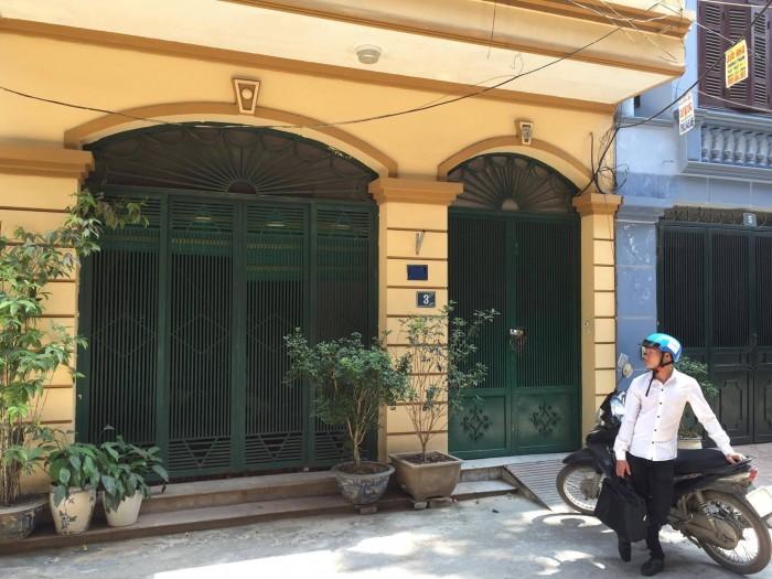 Bán nhà Bạch Mai, Hai Bà Trưng. Nhà 4 tầng, nội thất đẹp