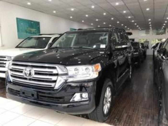 Toyota Land Cruiser sản xuất năm 2019 Số tự động Động cơ Xăng