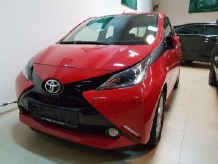 Toyota Aygo sản xuất năm  Số tự động Hybrid