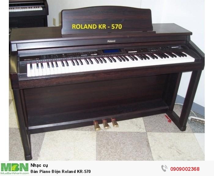 Đàn Piano Điện Roland KR-5700