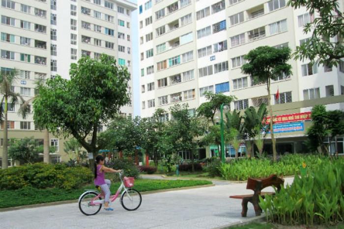 Cần tiền bán gấp căn chung cư tại tầng 6 khu CT_6 KĐT Đặng Xá