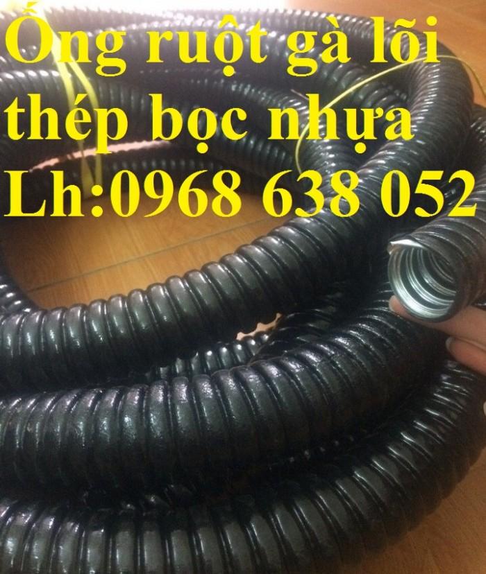 Ống ruột gà luồn dây điện Phi 13, Phi 16, Phi 20, Phi 25, Phi 32, Phi 38, Phi 50, Phi 63, Phi 76, Phi 100 giá tốt.2