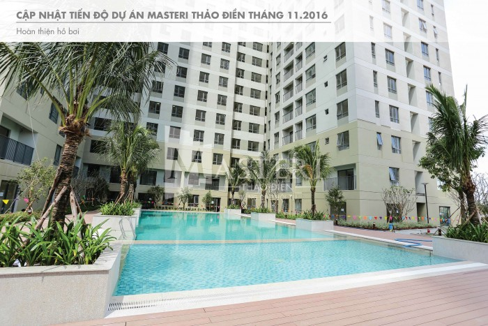 Nhà đẹp ,nội thất cao cấp ,tiện nghi đầy đủ, Chỉ việc dọn vô ở tại Masteri Thảo Điền .