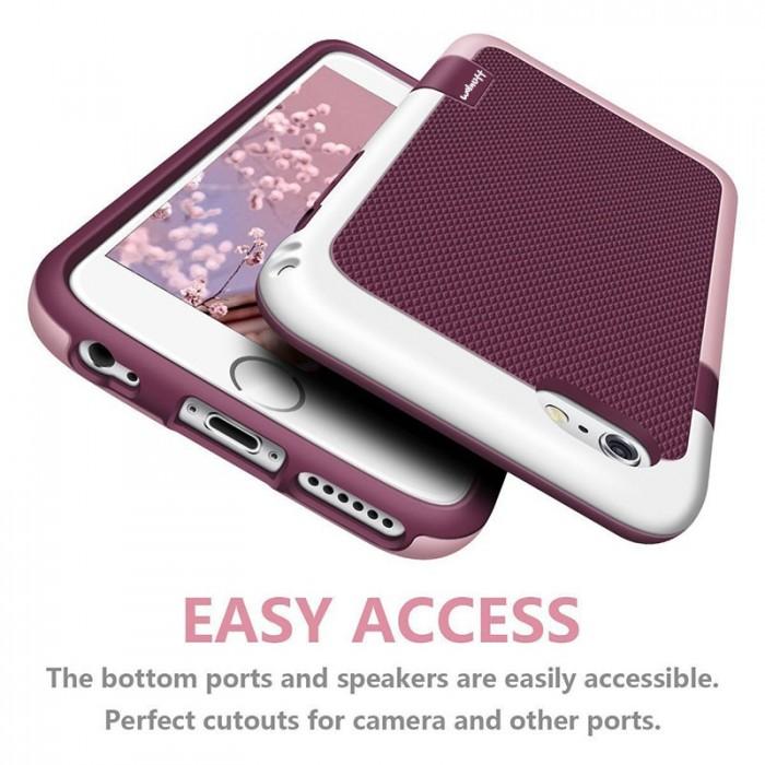 Case ốp lưng chống sốc độc đáo cho iphone 6 6s