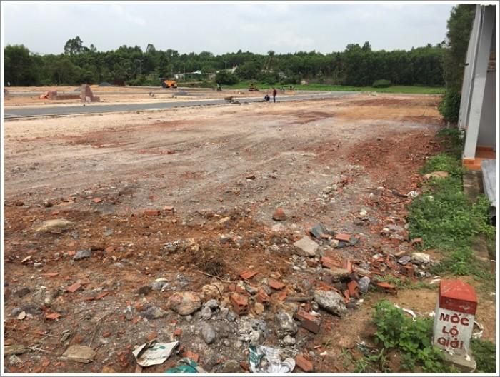Đất thổ cư MT Đồng Văn Cống, Quận 2.Sổ đỏ, hướng Nam.90m