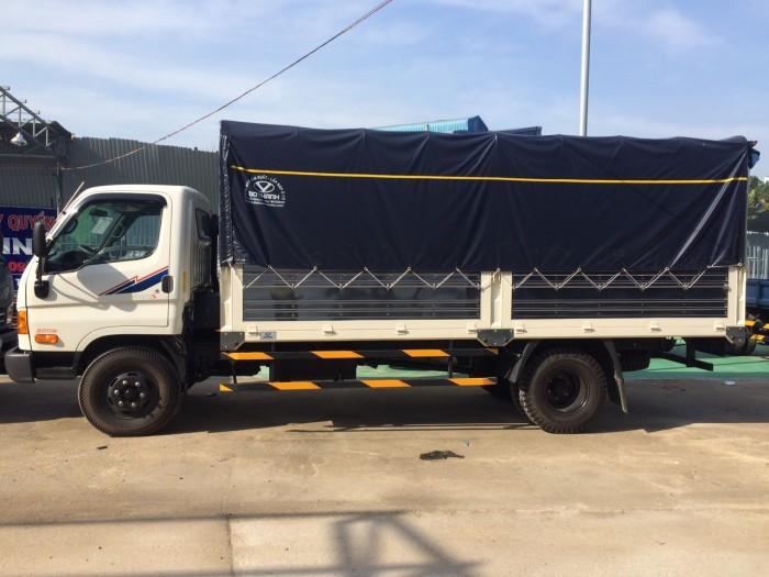 Xe tải Huyndai HD120s 8 tấn