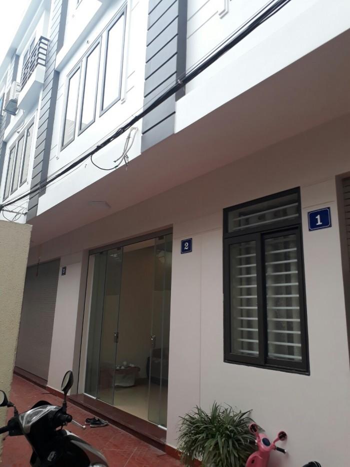 Bán Nhà 3 tầng ngõ đường Đông Khê Hướng Đông bắc