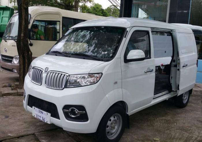 Bán xe bán tải Dongben 2 chổ - Trả góp