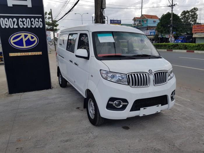 DongBen Khác sản xuất năm 2018 Số tay (số sàn) Xe tải động cơ Xăng