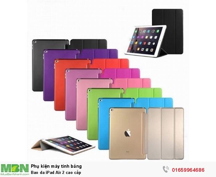 Bao da iPad Air 2 cao cấp0