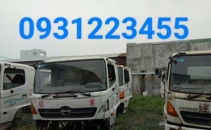 Mới về lô cabin tổng thành xe tải hino 500 FG,FL,FM