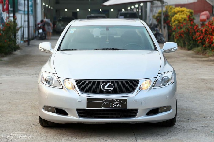 Lexus GS350 2008 full option 28