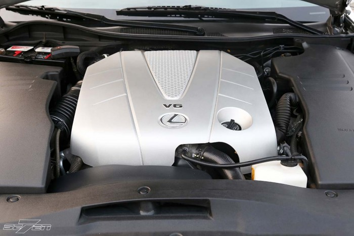 Lexus GS350 2008 full option 3