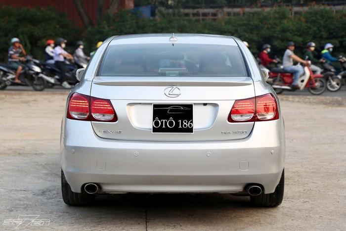 Lexus GS350 2008 full option 9