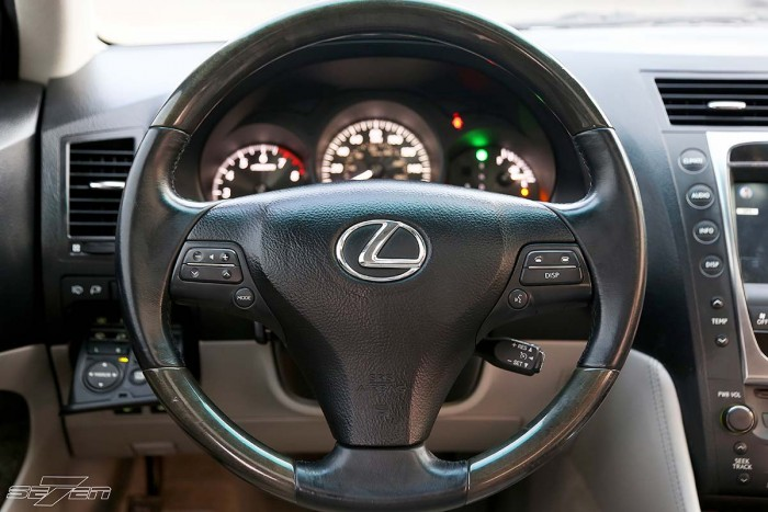 Lexus GS350 2008 full option 5