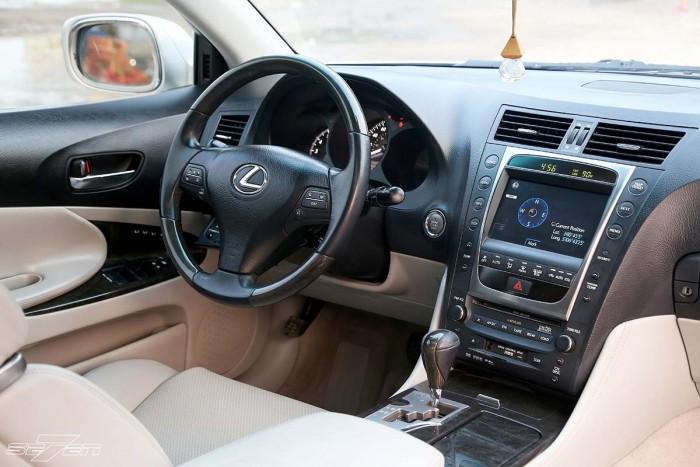 Lexus GS350 2008 full option 8