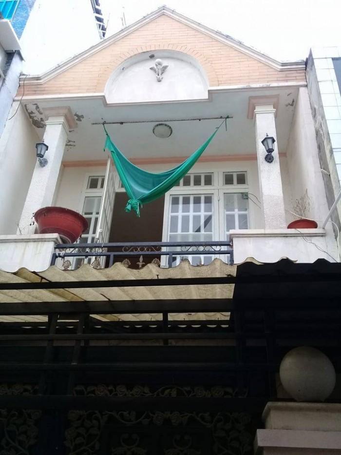 Bán Nhà Gò Vấp, Quang Trung, 2 Lầu, 55M2, Hẻm Thông Ở Ngay.