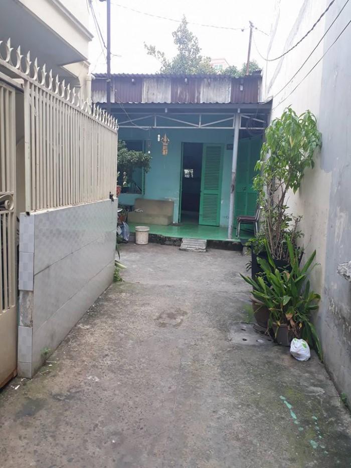 Bán nhà hẻm 1T, 1L Bạch Đằng, Bình Thạnh.