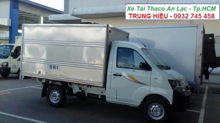 Bán xe tải Towner tải trọng 990 kg chạy trong thành phố. Tiêu chuẩn khí thải euro 4 1