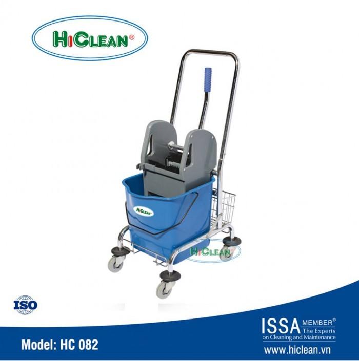 Xe đẩy vắt cây lau nhà HICLEAN HC 082
